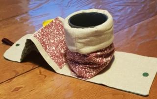 Mug Bag : La pause thé ou Café a emporter partout
