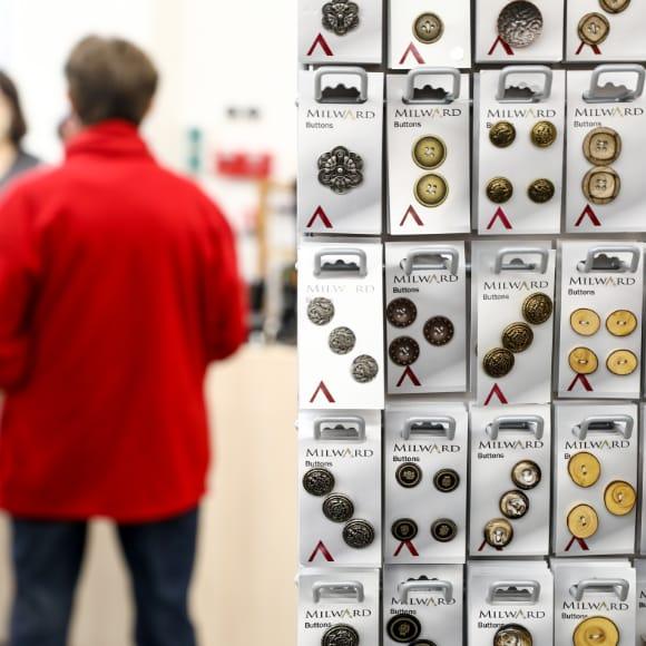 Loisirs créatifs - Customisation, boutons...